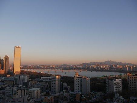 Han River, Seoul, Six Third Building