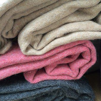 Alpaca, Blanket, Wool Blanket, Winter, Warmth