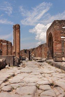 Pompei, Archeology, Italy, Naples, Volcano, Vesuvius