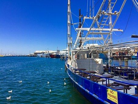 Fremantle Port, Perth, Australia, Fremantle, Western