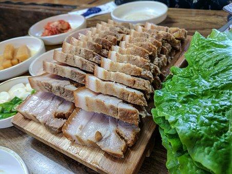 Jeju, Suyuk, Pork