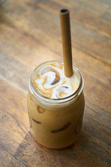 Coffee, Cold, Iced, Caffeine, Food, Cappuccino, Fresh