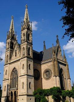 Church, Appolinaris Church, Remagen, Franciscan