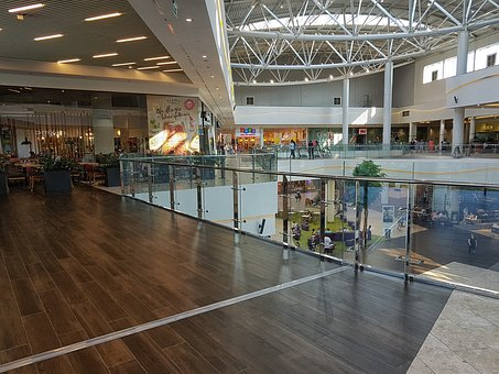 Photo Gallery, Stairlifts, Shopping Mall, Stairs