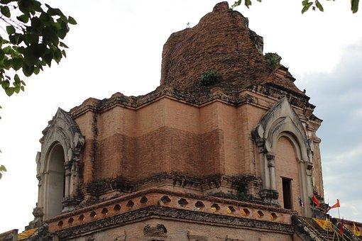 Chiang Mai, Stupa, Relic
