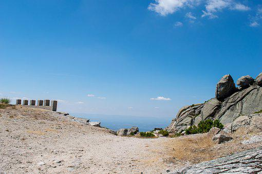 Portugal, Serra Da Estrela, Path, Trip, Travel, Ride