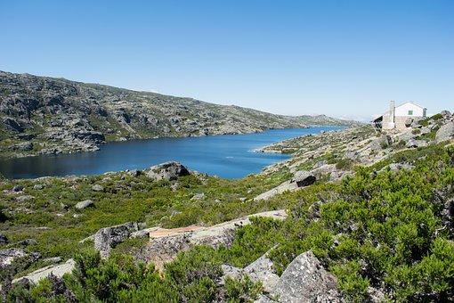 Portugal, Serra Da Estrela, Path, Urban, Trip, Travel