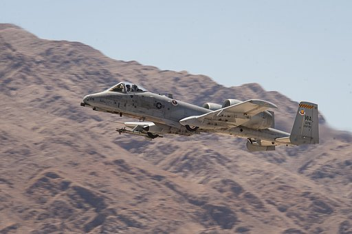 A-10 Thunderbolt Ii, Nellis Air Force Base