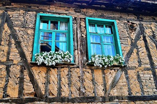 Culture, Architecture, Old, Home, Decor, Background
