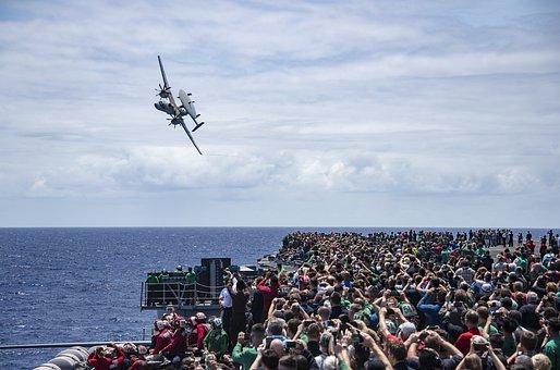 E-2c Hawkeye, Awacs, Carrier Airborne Early Warning