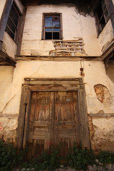 Home, Old, Door, Wood, Street, Architecture, Houses