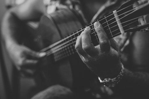 Guitar, Musician, Music, Instrument, Musical, Guitarist