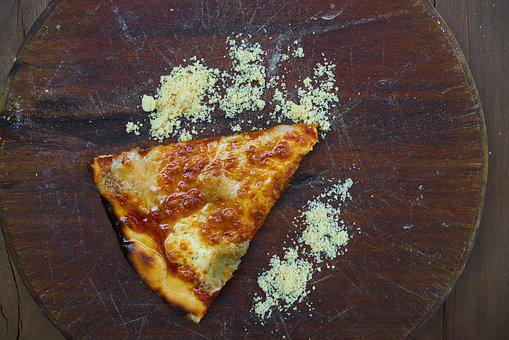 Pizza, Macro, Cheese, Food, Kitchen, Photography, Cafe