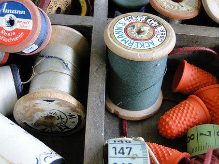 Yarn, Schneider, Sew, Thread, Craft, Haberdashery