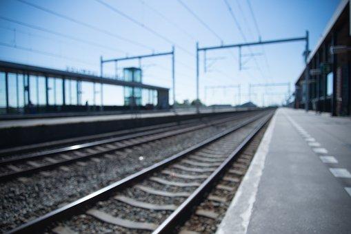 Train, Track, Transportation, Railroad, Transport