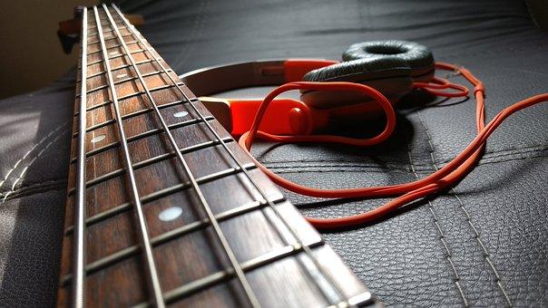 Headphones, Room, Armchair, Under, Instrument, Music