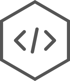 Hexagon, Symbol, Gui, Internet, Internet Page, Code