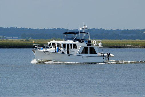 Boat, Cruising, Vessel, Cruise, Water, Sea, Ocean