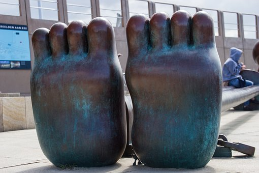 Feet, Art, Toes, Images, Architecture