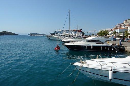 Yacht, Marina, Summer, Travel, Luxury, Sea, Boat