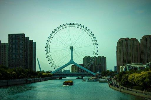 The, Ferris, Wheel