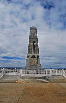 Memorial, Anzac, Kings, Park, Perth