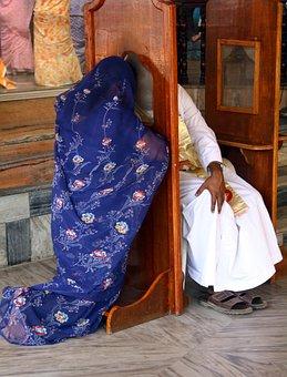 Catholic, Confession, Religion, Faith, Indian Church