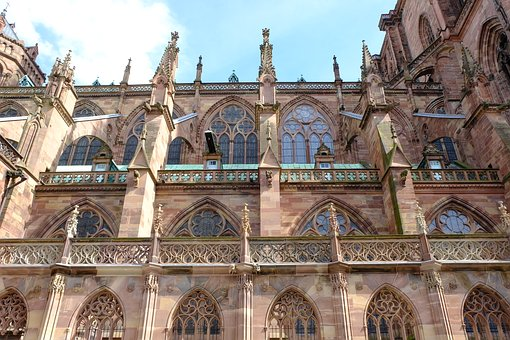 Cathedral, Facade, Church, Places Of Interest