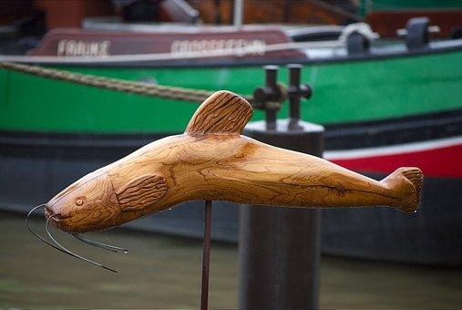 Wels, Wood, Carving, Art, Figure, Arts Crafts