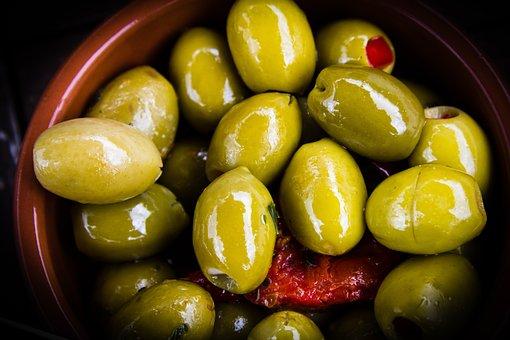 Olives, Food, Healthy, Ingredient, Cooking, Organic