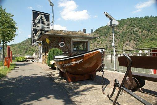 St Goar, Middle Rhine, Wahrschauer, Museum, Shipping