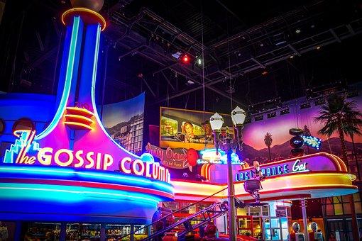Disneyland, Disneyland Studios, Paris, France, Disney
