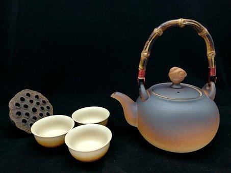 Clay Pot, Tea, Chaozhou Ceramic