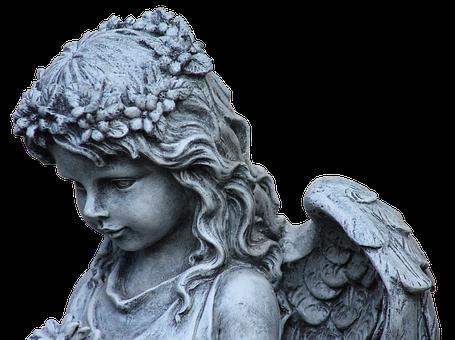 Angel, Wing, Guardian Angel, Figure, Faith, Face