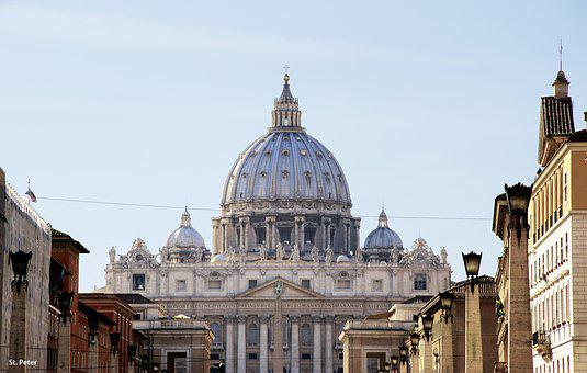Rome, Italy, Building, Architecture