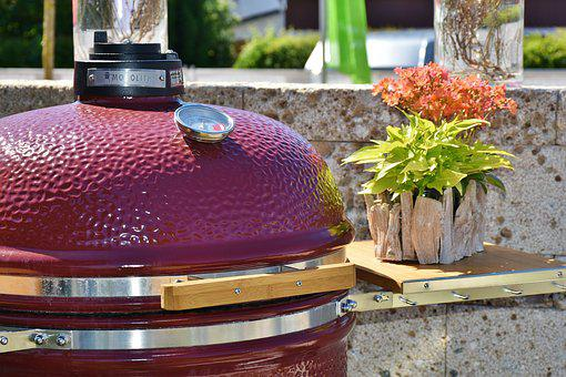 Grill, Monolith Grill, Ceramic Grill, Smoking, Bake