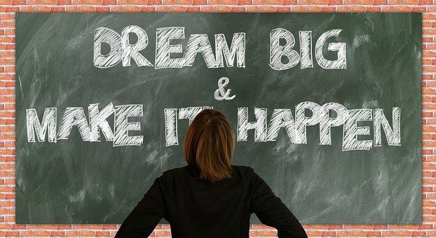 Board, School, Dreams, Make, Do, Tackle