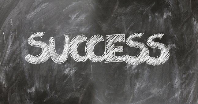 Board, Blackboard, Success, Business, Career