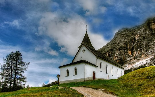 Dolomites, Alta Badia, Nature, Unesco World Heritage