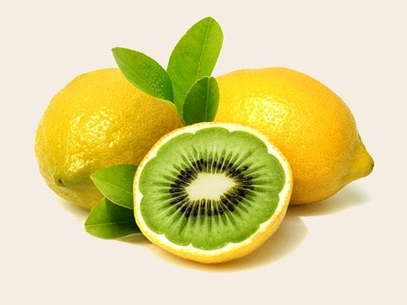 Lemons, Kiwi, Kiwi Lemons, Kiwi Lemon, Lemon Kiwi