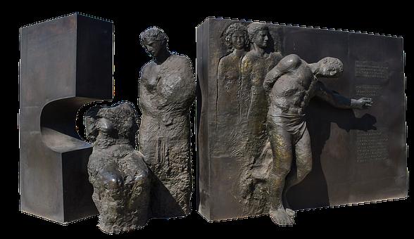 Sculpture, Monument, Memorial, Statue, Dherynia, Cyprus
