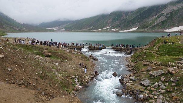 Lake Saif-ul-muluk, Pakistan, Khyber Pakhtunkhwa, Naran