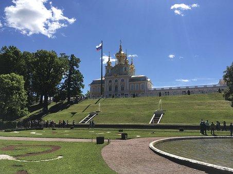 Russia, Sankt Petersburg, Historically, Tourism