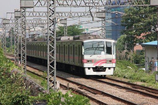 Train, Subway, Republic Of Korea