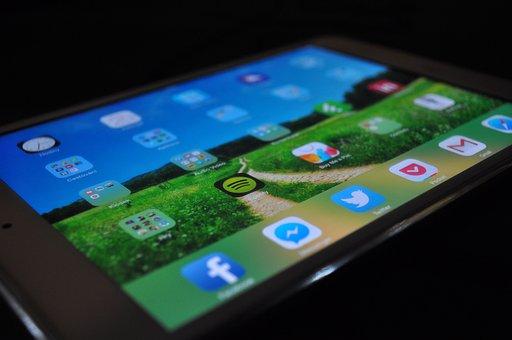 Ipad, Tablet, Application, Mobile, Modern, Phone