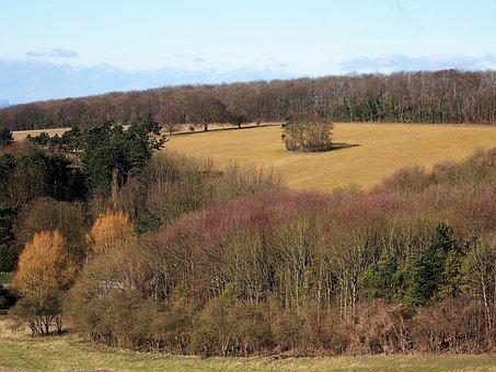 Yorkshire Dales, Autumn, Yorkshire, Landscape