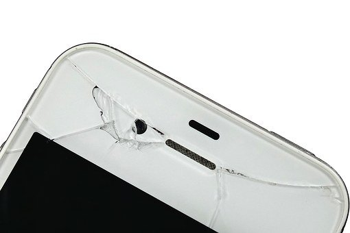 Mobile Phone, Broken, Mobile, Phone, Cellphone