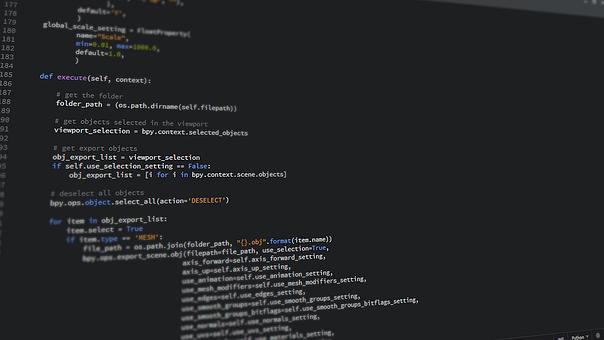 Code, Programming, Python, Programming Code, Coding