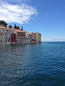 Croatia, The Mediterranean Sea, Holiday, Rovinj