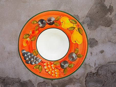 Dish, Bowl, Fruit, Ingredient, Plate, Display, Serve